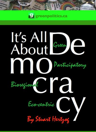 It's All About Democracy cover
