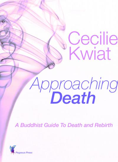 Approaching Death | Front cover