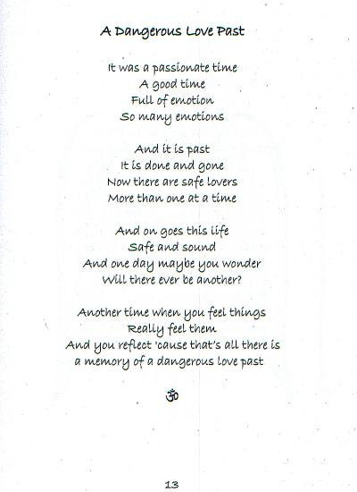 The Compassionate One sample poem