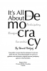 It's All About Democracy title page