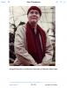 Namgyal Rinpoche at the Muttart Conservatory, Edmonton Alberta, Canada